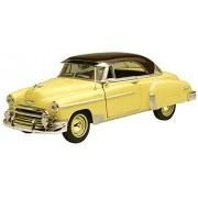 Motormax RCR Series 1:24 Die-Cast 1950 Chevy Bel Air