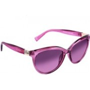 TRUE INDIAN Cat-eye Sunglasses(Pink)