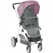 Бебешка комбинирана количка Lorelli EVO 2in1 Grey and Pink 2015, 10020371557