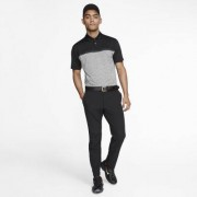 Мужская рубашка-поло в полоску для гольфа Nike Dri-FIT Tiger Woods Vapor