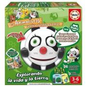 Animalisto Haku El Oso Panda - Educa Borras