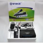 Set microfoane profesionale wireless WG-210