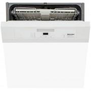 Miele G4203SCi Brilliant White Built In Semi Integrated Dishwasher