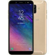 "Mobitel Smartphone Samsung Galaxy A6+ A605F, 6.0"" S-Amoled, OctaCore 1.8 GHz, 3GB RAM, 32GB Flash, MicroSD, kamera, 4G LTE, BT, GPS, Android 8, zlatni"