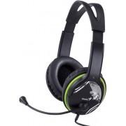 Slušalice sa mikrofonom Genius HS-400A, zelena -