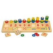 Count & Match Numbers Educational Math Toys And Learning Games For Kids