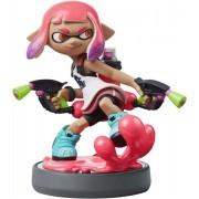 Nintendo Amiibo Splatoon Inkling Girl (Neon Pink) Figure