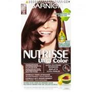 Garnier Nutrisse Ultra Color 5.25 Licht Ijs Kastanjebruin (1set)