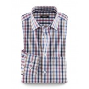 Walbusch Extraglatt-Twill-Hemd