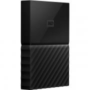 """HDD ext WD 3TB, crni, My Passport, WDBYFT0030BBK-WESN, 2.5"""", USB3.0, 24mj"""