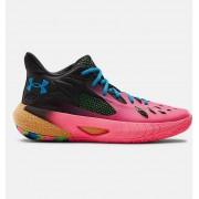 Under Armour UA HOVR™ Havoc 3 Basketball Shoes Pink 41