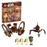Lego Star Wars 7670 - Hailfire Droid & Spier Droid