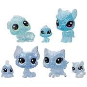 Littlest Pet Shop Kisallatok a Fagyos birodalomból 7 db - kék
