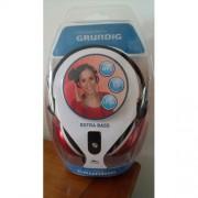 Grundig - Casque Audio Stéréo Numérique Extra bass pour MP3 CD iPod