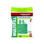 MULTIFILL 2-5 mm ISOMAT (16) LIGHT OCHRE, CHIT DE ROSTURI 2 kg
