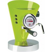 Espressor manual Casa Bugatti Diva 950W 15 ATM compatibil cu cafea macinata sau capsule universale verde