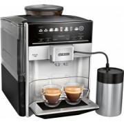 Espressor automat Siemens TE653M11RW 2 bauturi 1500W 15 bar optiune cafea macinata Negru/Argintiu