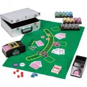 Póker készlet 300 db-os zseton - ULTIMATE