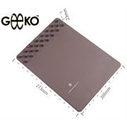 Geeko Wireless Charging Mouse Pad - Brown, Retail
