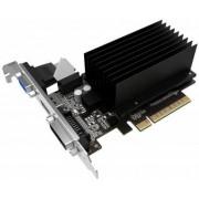 Placa Video GainWard GeForce GT 730 Silent FX, 2GB, GDDR3, 64 bit, Low Profile