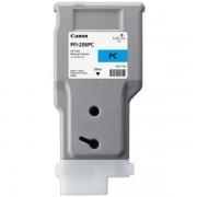 Canon Originale imagePROGRAF IPF 6400 Cartuccia stampante (PFI-206 PC / 5307 B 001) ciano foto, Contenuto: 300 ml