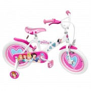 Bicicleta Disney Princess 16 Stamp