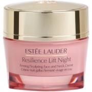 Estée Lauder Resilience Lift crema de noche antiarrugas con efecto lifting para todo tipo de pieles 50 ml