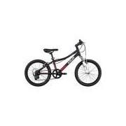 Bicicleta Caloi Wild Xs Aro 20 7 Marchas MTB - Preto