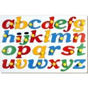 Little Genius Jumbo Alphabets (abc) with Big Knobs