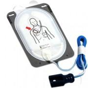coppia piastre elettrodi monopaziente per defibrillatori philips fr3 /