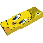Stick USB 8GB Tweety USB 2.0 L100 LT Galben EMTEC
