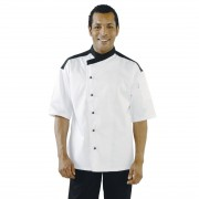 Chef Works Unisex Metz Chefs Jacket XL Size: XL