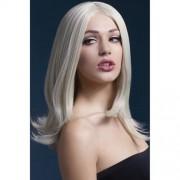 Fever Lange Pruik - Blond