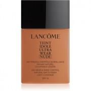 Lancôme Teint Idole Ultra Wear Nude matificante leve de maquilhagem tom 10 Praline 40 ml