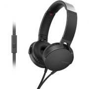 Sony Stero MDR-XB550AP Bluetooth Headphone Black