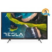 "Tesla TV 40S367BFS 40"" TV LED slim DLED DVB-T2/C/S2 Full HD Opera Smart WiFi crni"