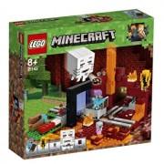 LEGO Minecraft, Portalul Nether 21143