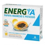 Angelini Spa Energya Papaya Magnesio Potassio 14 Bustine