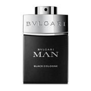 Man black cologne eau de toilette para homem 100ml - Bvlgari