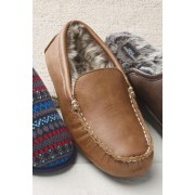 Mens Next Moccasin - Tan