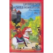 Legende sau basmele romanilor Vol.1 - Petre Ispirescu