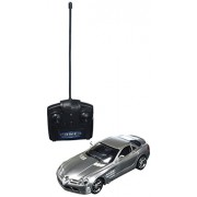 Braha Full Function Remote Control 1:24 Scale Mercedes Benz Slr Mclaren, Silver