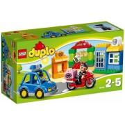 LEGO DUPLO Mijn Eerste Politieset - 10532