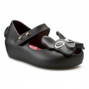 Pantofi MELISSA - Mini Melissa Ultragirl Dog BB 31488 Black 01003