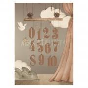 Solhem 123 poster 50 x 70 cm, mrs. mighetto