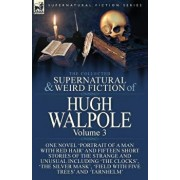 The Collected Supernatural and Weird Fiction of Hugh Walpole-Volume 3: One Novel 'Portrait of a Man with Red Hair' and Fifteen Short Stories of the St, Paperback/Hugh Walpole