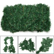 270CM Christmas Party Home Decoration Green Simulation Rattan Toys Supplies For Kids Children Gift