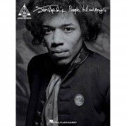 Hal Leonard Jimi Hendrix: People, Hell And Angels