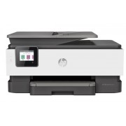 Multifunctionala HP OFFICEJET PRO 8023 All-in-One, A4, 24ppm, Wi-Fi, Retea, Duplex (Alb/Negru)