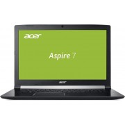 "ACER Aspire 7 /17.3""/ Intel i7-8750H (4.1G)/ 8GB RAM/ 1000GB HDD/ ext. VC/ Linux (NH.GXDEX.048)"